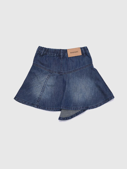 Diesel - GRINSKIB, Medium blue - Skirts - Image 2