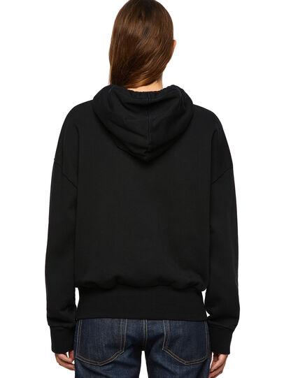 Diesel - F-MAGDALENA-B1, Black - Sweaters - Image 2