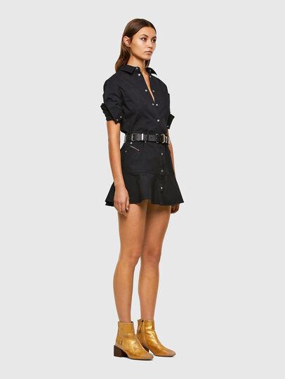 Diesel - D-SHAY, Black - Dresses - Image 6