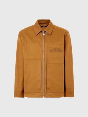 S-RAFF, Light Brown - Shirts
