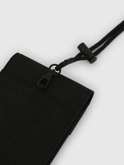 Diesel - HIRESH FD, Black - Small Wallets - Image 4