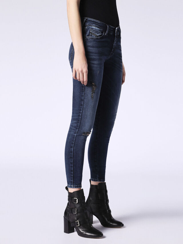 SLANDY 0687T, Blue Jeans