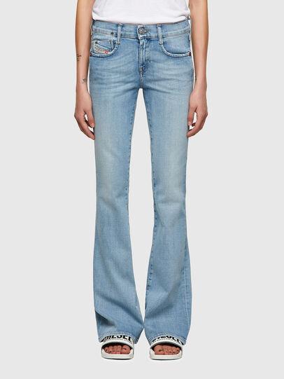 Diesel - D-Ebbey 009TL, Light Blue - Jeans - Image 1