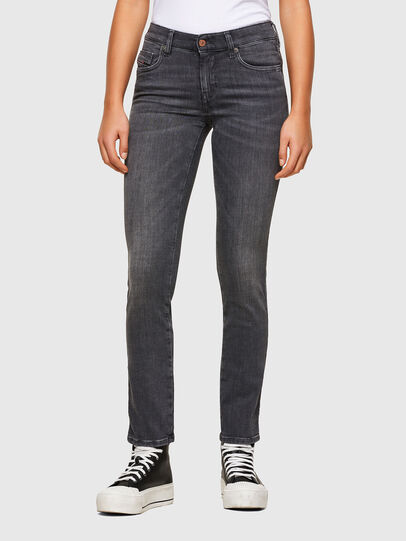 Diesel - Sandy 009FI, Black/Dark grey - Jeans - Image 1