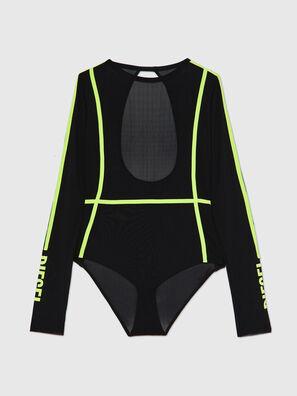 UFBY-VALERIETTE-M, Black - Bodysuits