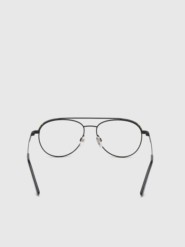 Diesel - DL5305, Yellow - Eyeglasses - Image 4