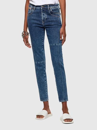 Diesel - Babhila 009VC, Medium blue - Jeans - Image 1