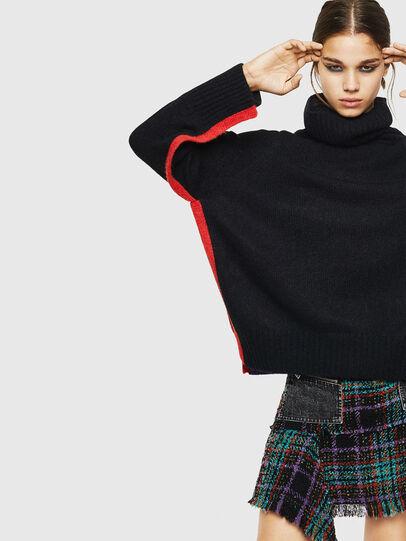 Diesel - M-PERSIA, Black - Knitwear - Image 4
