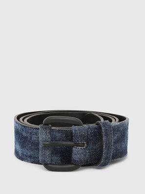 B-DEDENIM, Blue Jeans - Belts