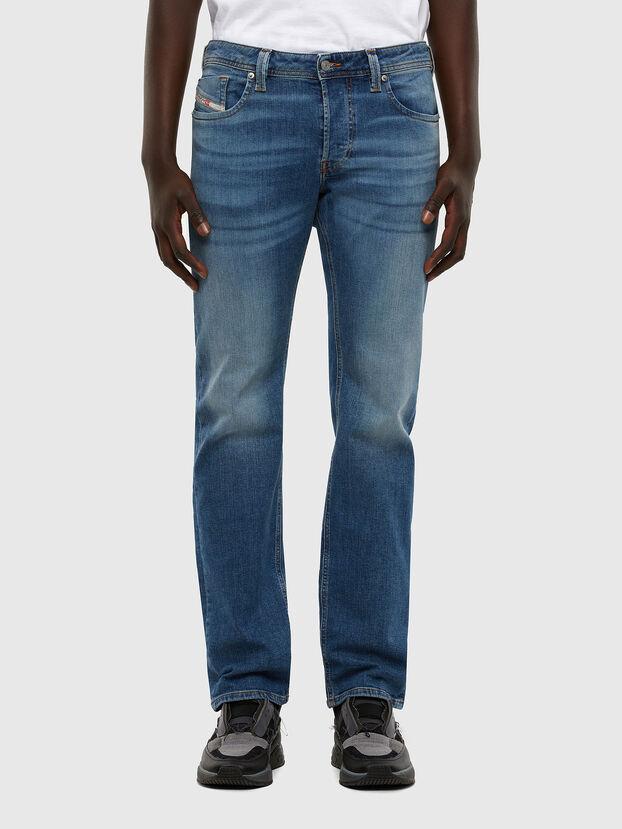 Larkee 009DB, Medium blue - Jeans