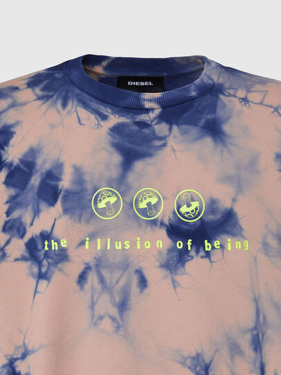 Diesel - S-BIAY-X10, Pink/Blue - Sweaters - Image 3