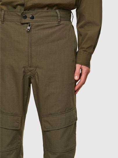 Diesel - P-SIDE, Military Green - Pants - Image 3