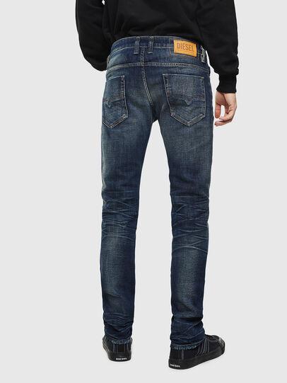 Diesel - Safado 0096U, Dark Blue - Jeans - Image 2