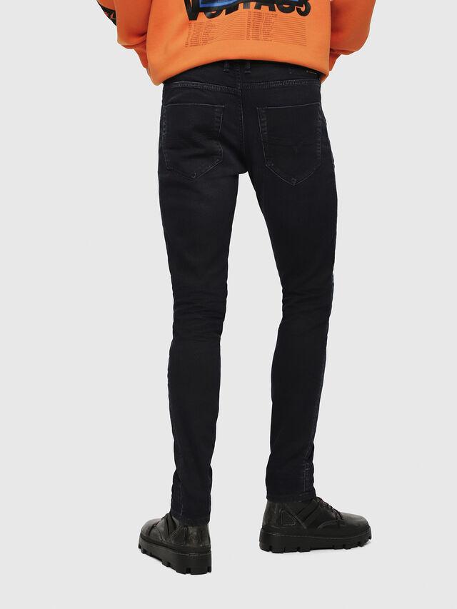 Diesel Tepphar 0687R, Dark Blue - Jeans - Image 2