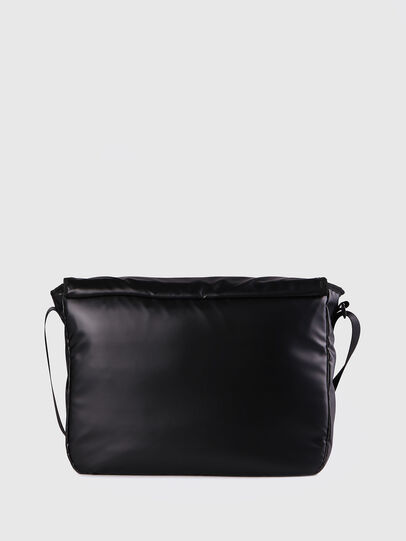 Diesel - F-DISCOVER MESSENGER, Black - Crossbody Bags - Image 2