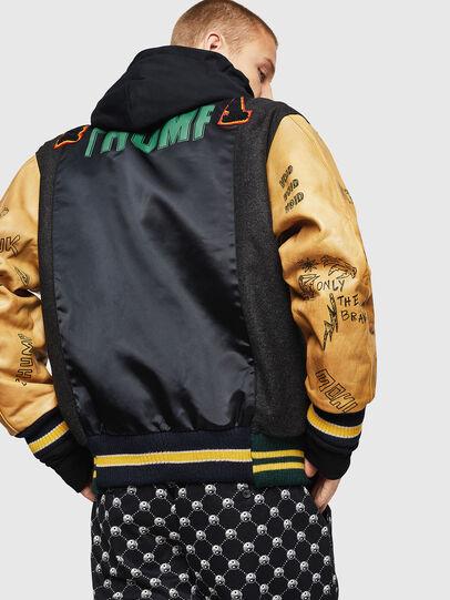 Diesel - L-ANTON,  - Leather jackets - Image 2