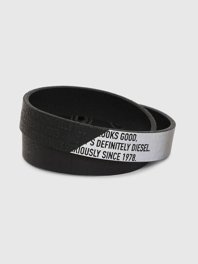 Diesel - A-CCA, Black - Bijoux and Gadgets - Image 1