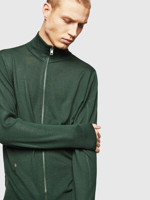 K-ECLY, Dark Green - Knitwear