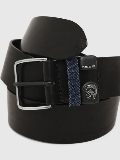 Diesel - B-MOHO, Black - Belts - Image 2