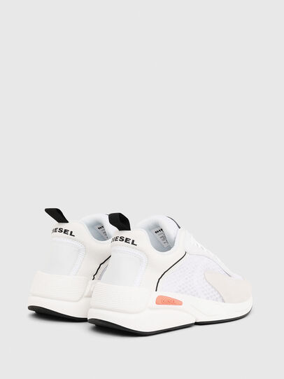 Diesel - S-SERENDIPITY LOW W, White - Sneakers - Image 3