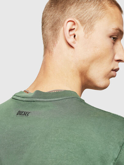 Diesel - T-THURE,  - T-Shirts - Image 3