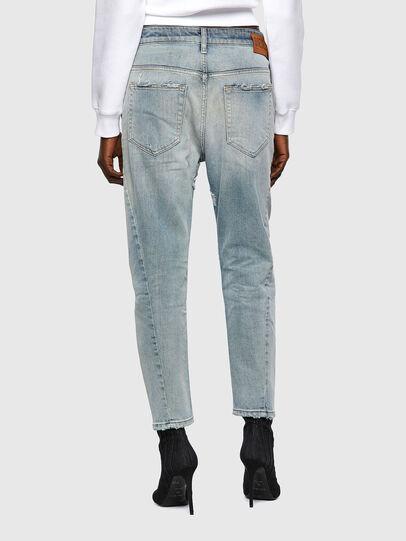 Diesel - Fayza 09A04, Light Blue - Jeans - Image 2