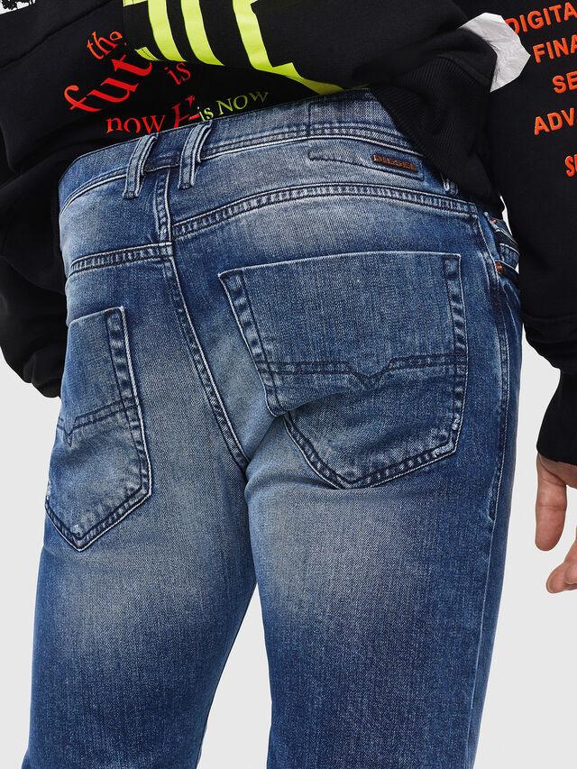 Diesel - Tepphar 081AQ, Medium blue - Jeans - Image 3
