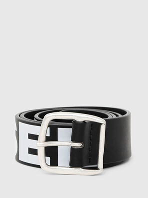 BARBAR, Black/White - Belts
