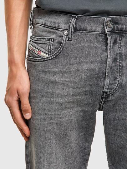 Diesel - D-Yennox 09A10, Light Grey - Jeans - Image 4