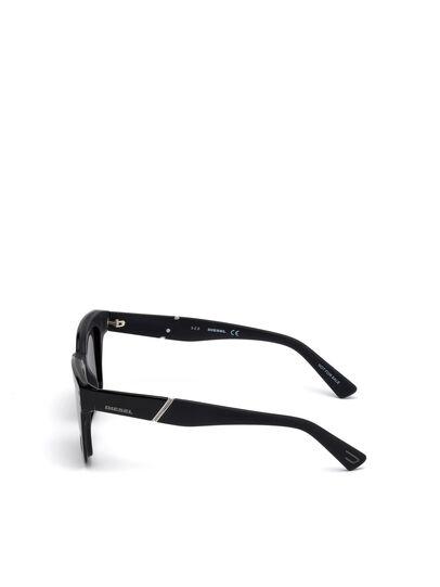 Diesel - DL0229, Black - Sunglasses - Image 5