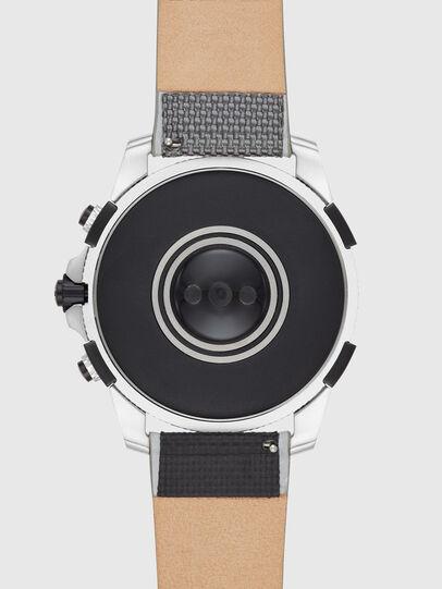 Diesel - DT2012, Gray/Black - Smartwatches - Image 4