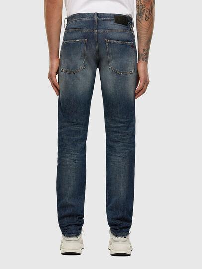 Diesel - D-Kras 009EW, Dark Blue - Jeans - Image 2
