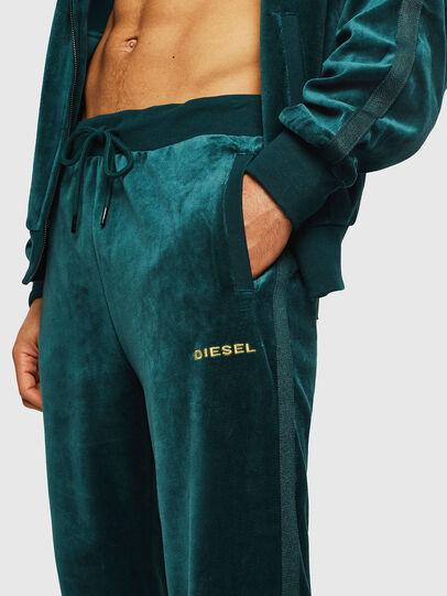 Diesel - UMLB-DARREN-CH, Dark Green - Pants - Image 3