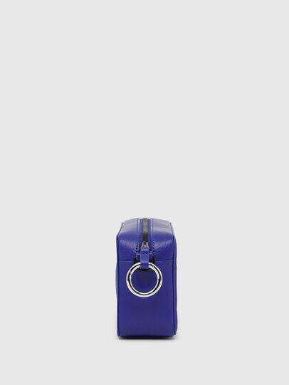 Diesel - ROSA' PC, Blue - Crossbody Bags - Image 3
