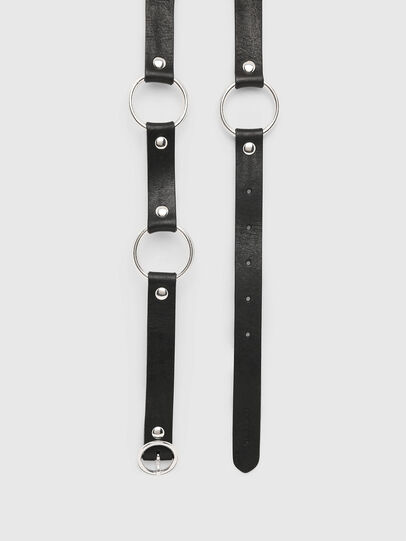 Diesel - B-JAN, Black - Belts - Image 3