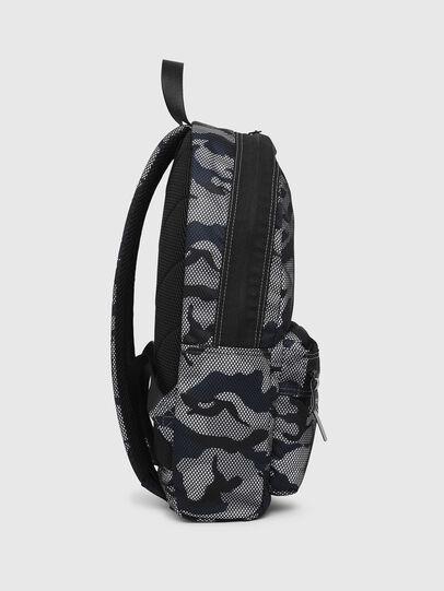 Diesel - MIRANO, Grey/Blue - Backpacks - Image 2