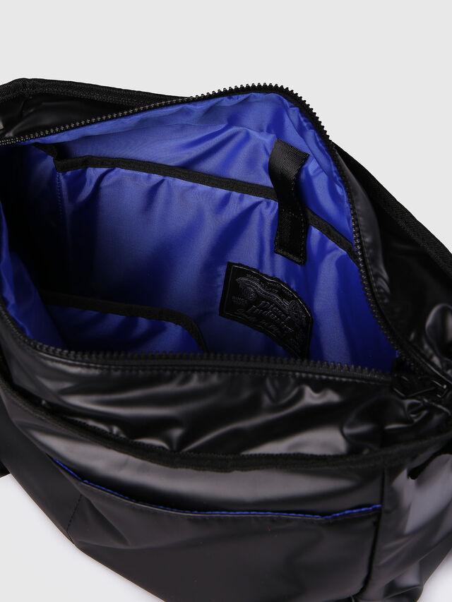 Diesel - F-DISCOVER MESSENGER, Black - Crossbody Bags - Image 3