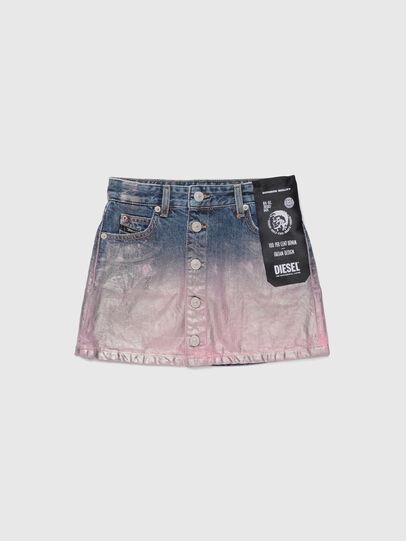 Diesel - GEJODY-R, Blue/Pink - Skirts - Image 1