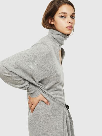 Diesel - M-LILIA, Grey - Dresses - Image 4