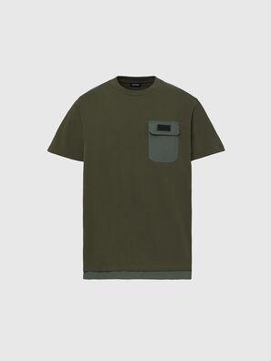 T-ARMI, Olive Green - T-Shirts