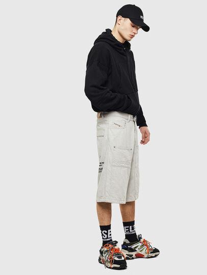 Diesel - D-RON, White - Shorts - Image 7