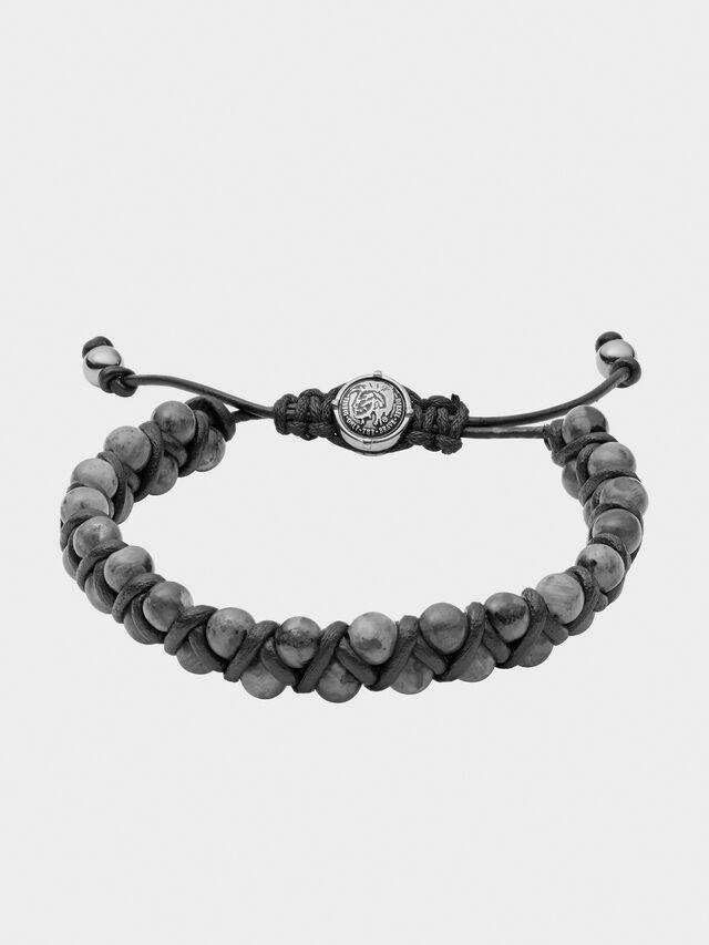 Diesel - DX1110, Anthracite - Bracelets - Image 1