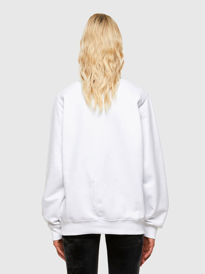 Diesel - F-ANG-R20, White - Sweaters - Image 2