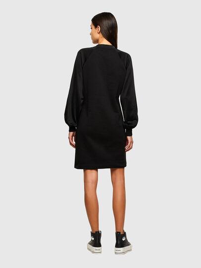 Diesel - D-TULLY, Black - Dresses - Image 2