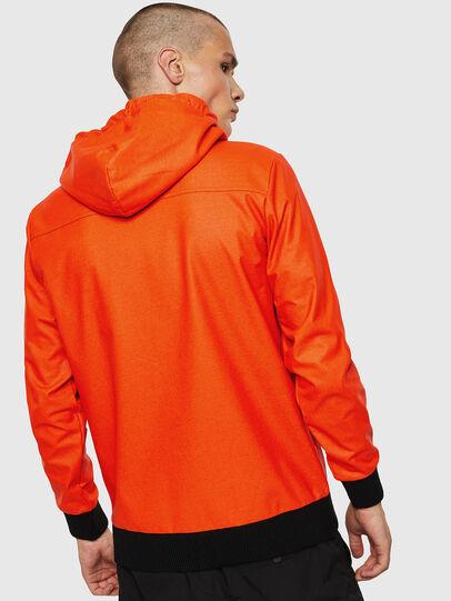 Diesel - S-FILM, Orange - Sweaters - Image 2