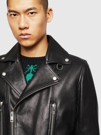 Diesel - L-GOTIV,  - Leather jackets - Image 5