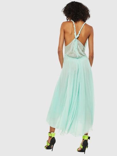 Diesel - D-TANGI, Azure - Dresses - Image 2