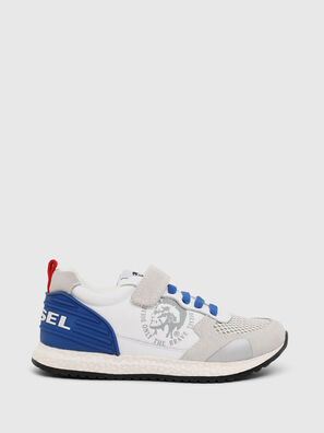 SN RUNNER 01 LC CH, White/Blue - Footwear
