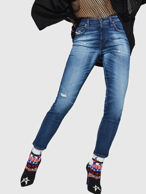 Babhila 069FY, Medium blue - Jeans
