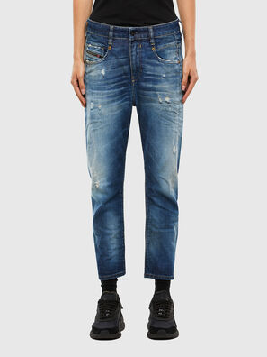 Fayza 009LF, Medium blue - Jeans